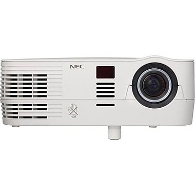 NEC NP-VE281 High Brightness Mobile Projector, SVGA
