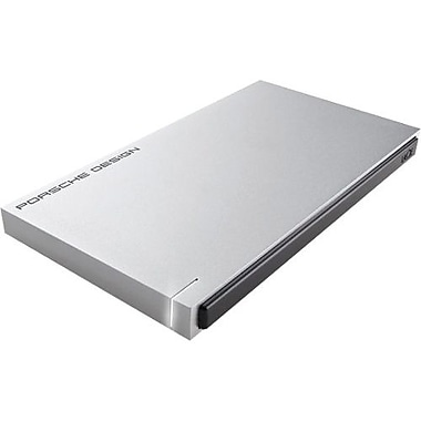Lacie Porsche Design 9000342 P'9223 External Slim Hard Drive, 500 GB