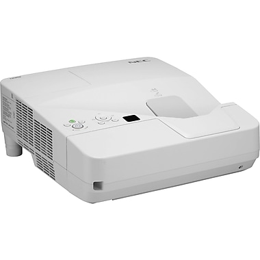 NEC NP-UM330W Widescreen Ultra Short Throw Projector, WXGA
