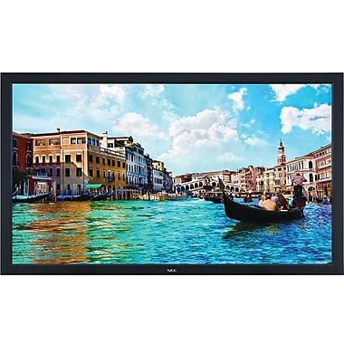 NEC 1920 x 1080 V652-AVT 65in. High Performance Commercial-Grade LED-LCD Television