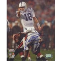 Peyton Manning Super Bowl Hand Signed XLI Photo 16x20