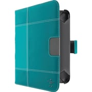 Belkin Glam Tab Cover w/ Stand for Kindle Fire HD 7, Blue