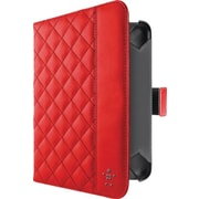 "Belkin Quilted Cover w/ Stand for Kindle Fire HD 7"", Red"
