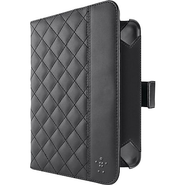 Belkin Quilted Cover w/ Stand for Kindle Fire HD 7in., Black
