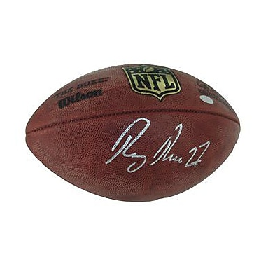 Ray Rice Hand Signed NFL Duke Football