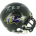 Ray Rice Baltimore Ravens Replica Hand Signed Mini Helmet