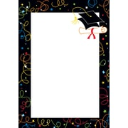 Great Papers® Grad Swirls Invitations with Envelopes, 25 count