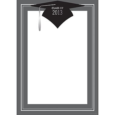 Great Papers® Class of 2013 Hat Foil Invitations and Envelopes, 20 count