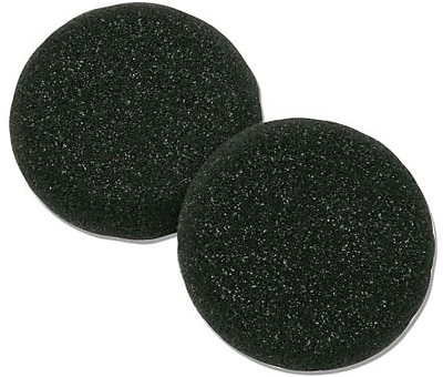 Plantronics 15729 05 Foam Ear Cushions Black