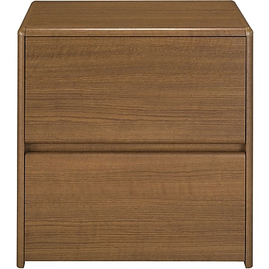 Bush Northfield 30in. Lateral File, Dakota Oak