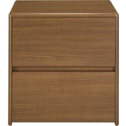 Bush Business Northfield 30W Lateral File, Dakota Oak
