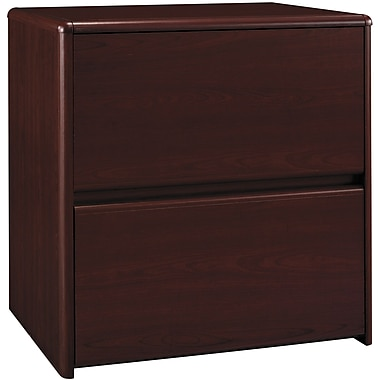 Bush Northfield 30in. Lateral File, Harvest Cherry