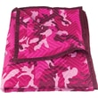 Pink Camouflage Moving Blanket
