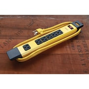 Staples 6-Outlet 1200 Joule Industrial Surge Protector