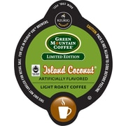 Keurig® Vue® Pack Green Mountain® Island Coconut Coffee, Regular, 16/Pack