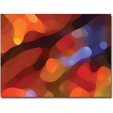 Trademark Global Amy Vangsgard in.Fall Lightin. Canvas Arts