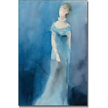 Trademark Global Beverly Brown in.Jane Austenin. Canvas Arts