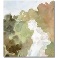 Trademark Global Beverly Brown in.Statue of a Woman Francein. Canvas Arts