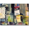 Trademark Global Beverly Brown in.Time Square at Nightin. Canvas Arts