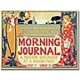 Trademark Global Henri Meunier morning Journal Canvas Art,