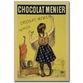 Trademark Global Firmin Bouisset in.Menier Chocolate 1893in. Canvas Art, 47in. x 30in.