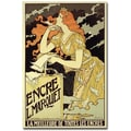 Trademark Global Eugene Grasset in.Marquet Ink 1892in. Canvas Art, 47in. x 30in.