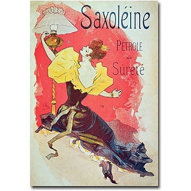 Trademark Global Jules Cheret in.Saxoleinein. Canvas Arts