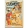 Trademark Global in.Cycles Clementin. Canvas Arts