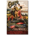 Trademark Global in.Ohio Central Exposition, 1888in. Canvas Art, 47in. x 30in.