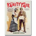 Trademark Global in.Vanity Fair, 1898in. Canvas Arts