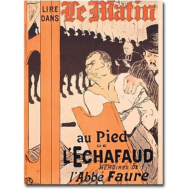 Trademark Global Henri Toulouse Lautrec