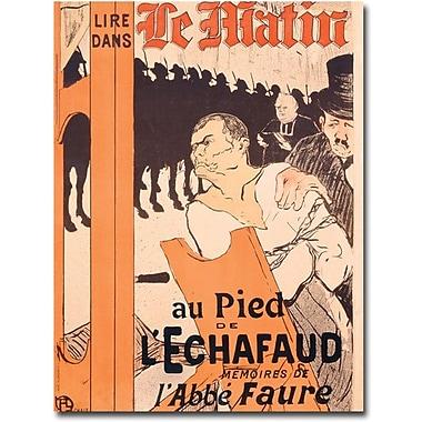 Trademark Global Henri Toulouse Lautrec