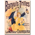 Trademark Global in.Banyuls-Trilles Quinquina, 1898in. Canvas Arts