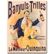 Trademark Global in.Banyuls-Trilles Quinquina, 1898in. Canvas Art, 24in. x 18in.