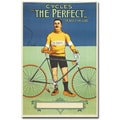 Trademark Global in.The Perfect Bicycle, 1895in. Canvas Art, 24in. x 16in.