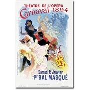 """Trademark Global Jules Cheret """"Theatre de l'Opera, 1894"""" Canvas Art, 24"""" x 16"""""""
