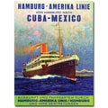 Trademark Global in.Cuba Mexico, 1899in. Canvas Arts