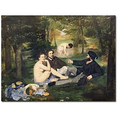 Trademark Global Edouard Manet
