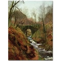 Trademark Global John Atkinson Grimshaw in.March Morningin. Canvas Arts