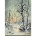 Trademark Global Joseph Farquharson in.Winter Breakfastin. Canvas Arts