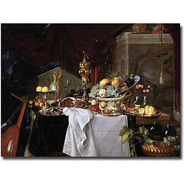 Trademark Global Jan Davidz de Heem