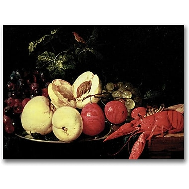 Trademark Global Jan Davidsz de Heem