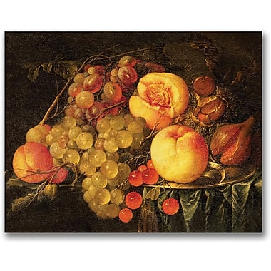 Trademark Global Cornelis De Heem in.Still Lifein. Canvas Art, 18in. x 24in.