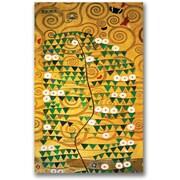 Trademark Global Gustav Klimt Tree of Life Canvas Art, 47 x 30