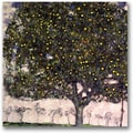 Trademark Global Gustav Klimt in.The Apple Treein. Canvas Arts