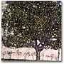 Trademark Global Gustav Klimt The Apple Tree Canvas
