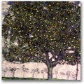 Trademark Global Gustav Klimt in.The Apple Treein. Canvas Art, 24in. x 24in.