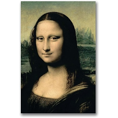 Trademark Global Leonardo da Vinci
