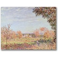 Trademark Global Alfred Sisley in.September Morningin. Canvas Arts