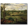 Trademark Global John Constable in.View of Highgate from Hampsteadin. Canvas Art, 35in. x 47in.